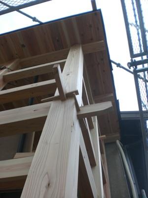 木製サンルーム(伝統軸組工法)