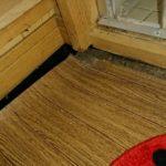 白アリ被害の床下修理